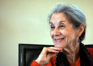 Nadine Gordimer (1923 - 2014)