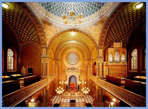 Prag: Spanische Synagoge